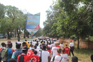 Ghana Red Cross Aids Walk (1)